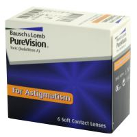 Picture of PureVision Toric  (for Astigmatism)